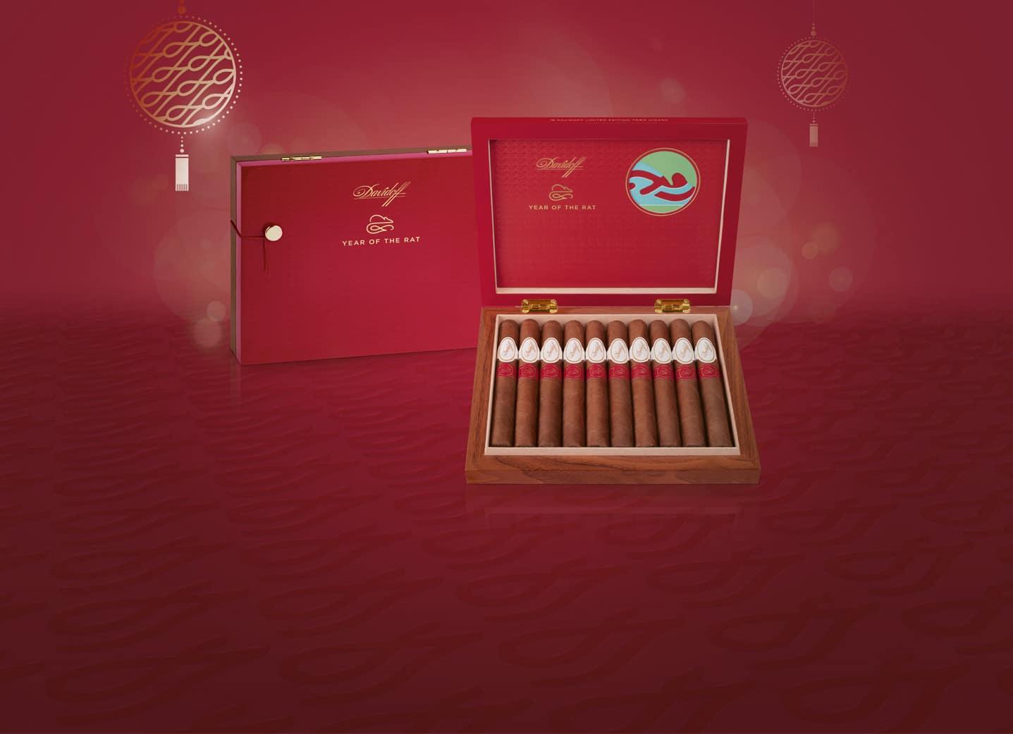 Davidoff Year of the Rat cigar