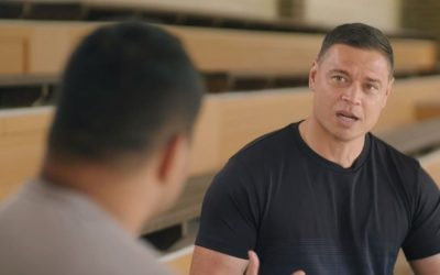 Indigenous NRL greats share tips for physical and mental wellbeing in NSW Government campaign